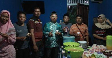 Foto : Pengurus dan Anggota PWI Teluk Bintuni.PWI T