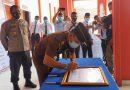 Acara Deklarasi Bebas Korupsi Selesai, Bupati Baca Sambutan menteri Kemenkumham