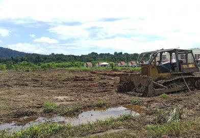 Dua Kali, Lokasi PN Bintuni Land Clearing
